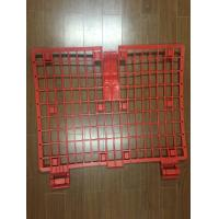 Wholesale Safety Red Plastic Scaffold Brick Guards Scaffolding Frame Manufacturers from china suppliers