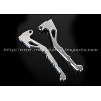 Wholesale 6061 Aluminium Motorcycle Brake Clutch Lever Suzuki DS100 PE175 RM125 CNC Milling from china suppliers
