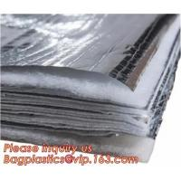 Wholesale Fire-retardant Multi-Layer Thermal Reflective Attic Insulation,Multi layers aluminum foil insulations for roofing, wall from china suppliers