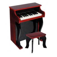 Wholesale 25 Key Solidwood Upright Mini Toy Wooden Piano Set for Children US25 from china suppliers