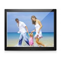 Wholesale 15 Inch  Digital Photo Frames , USB LCD Picture Frames With Automatic Slide Show from china suppliers