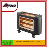 Wholesale infrared radiant quartz heater SYH-1207D electric heater for room indoor saso/ce/coc certificate Alpaca manufactory from china suppliers