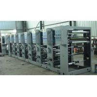 Wholesale Automatic Continuous Gravure Printing Machine , Plastic Printing Press from china suppliers