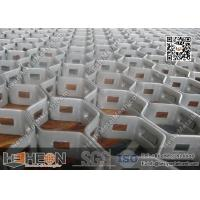 Buy cheap Hex-Mesh Refractory Lining Stainless Steel 410S 1