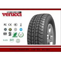 Quality 185 / 65R14 Black Rubber Passenger Car Tires Comfortable Driving Performanca for sale
