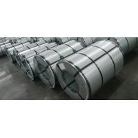 Quality 0.8 mm Hot Dipped Galvanized Steel Coil 5.5 Tons Z55 ~ 120 G Per Square Meter for sale