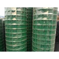 Wholesale Poultry Green Garden Border Fence , Electro Galvanized Wire Mesh from china suppliers