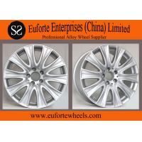 Wholesale Replica Aluminum Alloy Mercedes Benz Wheels S320 18 Inch ET 35mm / 45mm from china suppliers