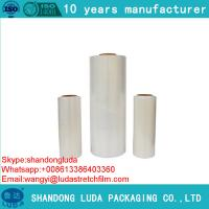 Quality Stretch Film made 450mm LLDPE Stretch Film plastic film for sale