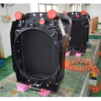 Wholesale Aluminum bar& plate truck radiator with heavy duty performance from china suppliers