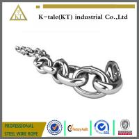Wholesale A SHORT LINK CHAIN, stainless steel LINK CHAIN,SS 304 CHAIN from china suppliers