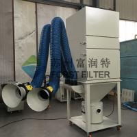 Wholesale FORST Newest High Quality Automatic Dust System /Dust Collector from china suppliers