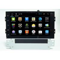 Wholesale Car Android Quad Core Peugeot Navigation System DVD Radio Bluetooth For 308S from china suppliers