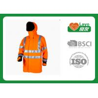 Wholesale Layo Heavy Rain Waterproof Rain Jacket Adult OEM / ODM Acceptable from china suppliers