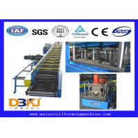 Quality High Automatic Rain Gutter Forming Machine , Roof Panel Roll Forming Machine for sale
