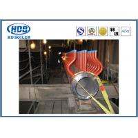 Wholesale Power Station Boiler Manifold Headers , Steam Boiler Header Piping ASME Standrd from china suppliers