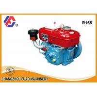 Wholesale 3HP Single Cylinder 4-stroke Diesel Engine R165 OEM / ODM For farming tractor from china suppliers