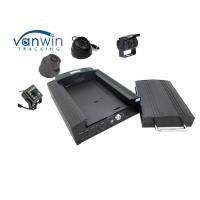 Wholesale School Bus Hard Disk CCTV Mobile DVR GPS 4 Channels Recording from china suppliers