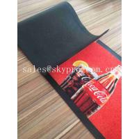 Wholesale Colorful Molded Rubber Products Home Pub Bar Mat , Personalized Beer Drip Kitchen Rubber Mats from china suppliers