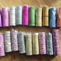 Wholesale Fashion design Cutout Glitter Lace Tape Lace Decoration Tape Used for DIY Gift from china suppliers