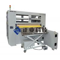 Wholesale Auto Glass Fiber Prepreg Cutting Machine , Cutting Frequency Take 500mm Length from china suppliers