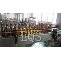 Wholesale Beer 3 in1 Washing Filling Capping Machine from china suppliers