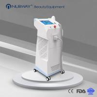 Wholesale Home , spa , clinic Body hair removing machine , 808nm Diode laser waxing machine from china suppliers