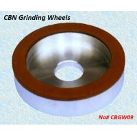 Wholesale Resin Bond CBN Grinding Wheels - CBGW09 from china suppliers