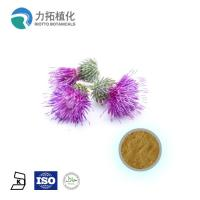 Quality Fine Yellow Powder Herbal Plant Extract Milk Thistle Extract Seed Part Protect Liver for sale