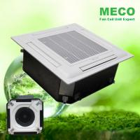 Wholesale Chilled water ceiling suspended cassette fan coil units 2 pipe system-1400CFM from china suppliers