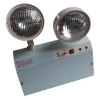 Wholesale 3 Hours Operation Rechargeable LED Emergency Twin Spot Light Wall Mounted from china suppliers