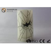 Wholesale Spider Shape Battery Operated Halloween Candles With Remote Control from china suppliers
