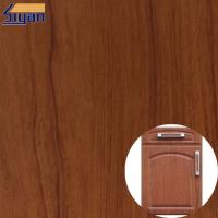 Wholesale Vacuum Pressing Furniture Wood Grain Pvc Film Membrane Press from china suppliers