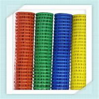 Wholesale 80g/m2 ,1.20m*100m/roll plastic safe warning mesh from china suppliers