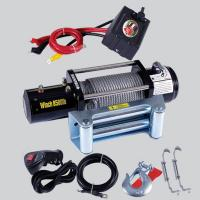 Wholesale remotecontrol electric capstanwinches used winch for sale light winch from china suppliers