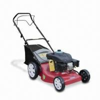 Wholesale Gasoline Lawn Mower with 16/18/20 Inches Width, Real Discharge and Self-propelled Drive System from china suppliers