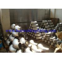 Wholesale ASTM A815 UNS S32750 / UNS S32760 Super Duplex Stainless Steel Elbow 45 Deg / 90Deg from china suppliers
