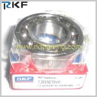 Wholesale P6, P5, P4, P4A, P7, P2, SP, UP, PA9A, P9 SKF Self-Aligning Ball Bearing SKF 1205ETN9 from china suppliers