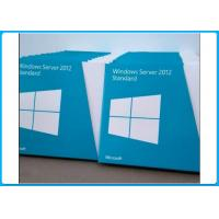 Wholesale Microsoft Windows Softwares Server 2012 retail Box R2 Standard and Sever2012 datacenter 64 Bit 5 CAL from china suppliers