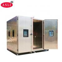 Wholesale Constant Temperature Humidity Chamber , Stability Environmental Test Chamber from china suppliers