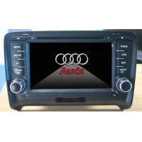 Wholesale Digital TV Audi Car DVD Player , A2DP Car Stereo With Blue Tooth from china suppliers