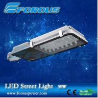 Wholesale led street light 30w from china suppliers