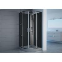 Wholesale Free Standing Shower Enclosure Pivot Door Quadrant Shower Cabin Glass Bathroom Kit from china suppliers