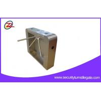 Wholesale Stainless Steel Access Tripod Turnstile Gate / turnstile security systems For Attendance from china suppliers