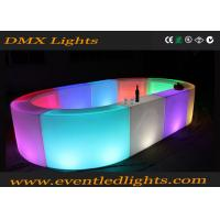 Wholesale Plastic Led Bar Counter Smooth Moulding With lithium Battery from china suppliers
