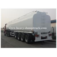 Wholesale Road fuel tanker trailer for gasoline petrol diesel fuel transportation Semi Trailer Truck from china suppliers