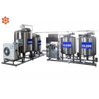 Wholesale High Efficiency Milk Pasteurization Equipment Stainless Steel Material CE from china suppliers