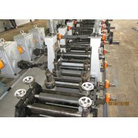 Buy cheap Foshan Stainless Steel Tube Mill Steel Machine Industrial Pipe Making Machine from wholesalers