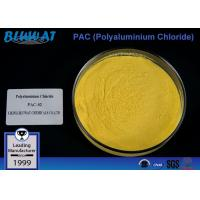 Wholesale 30% Pac Poly Aluminium Chloride For Water Treatment Chemical Flocculant And Coagulant from china suppliers