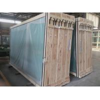 Wholesale Clear Laminated Glass with PVB film  Standard sizes 33.1,44.1,55.1,66.2 from china suppliers